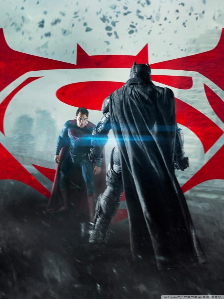 Batman Vs Superman Smartphone Wallpapers Wallpaper Cave