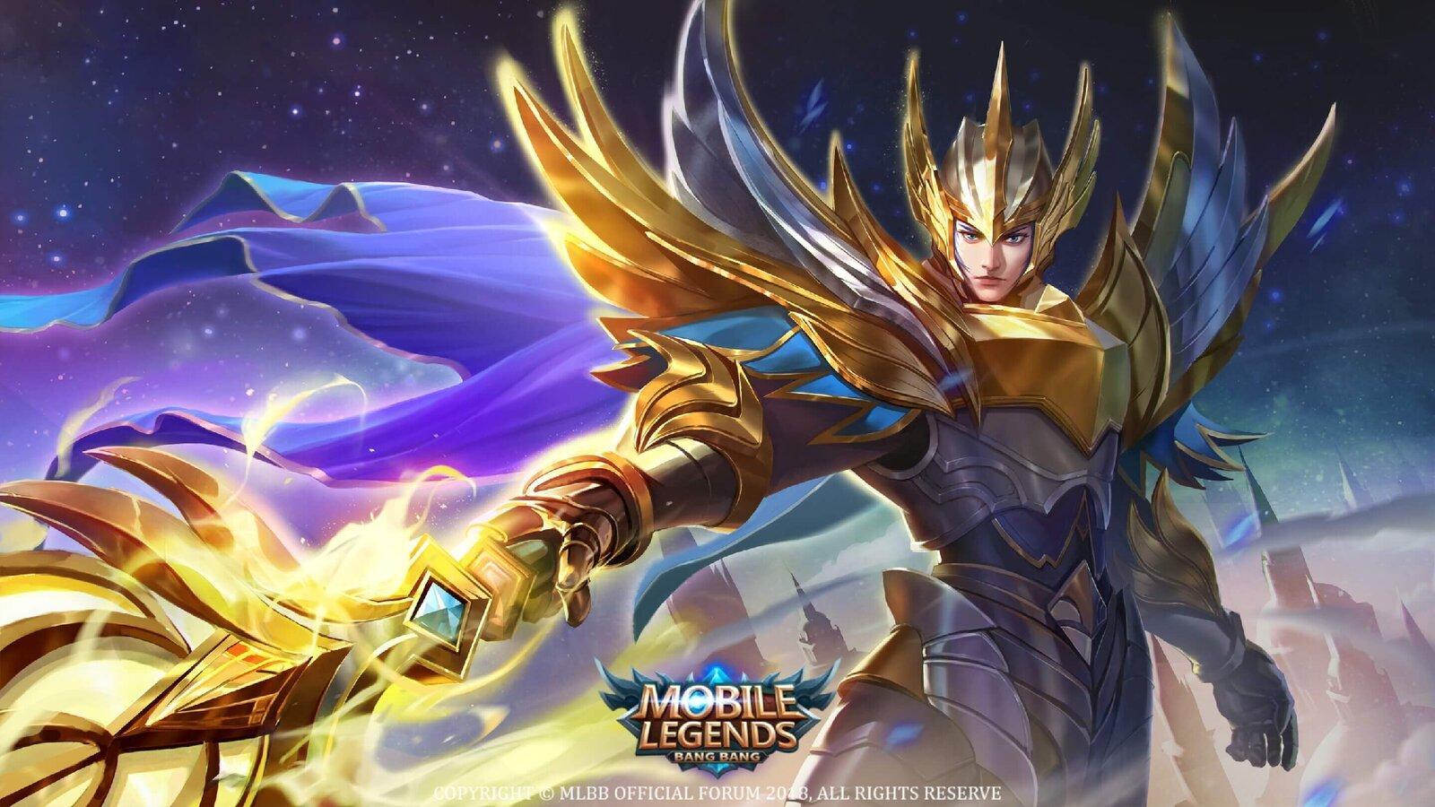 Hero Mobile Legend Hd Wallpapers - Wallpaper Cave