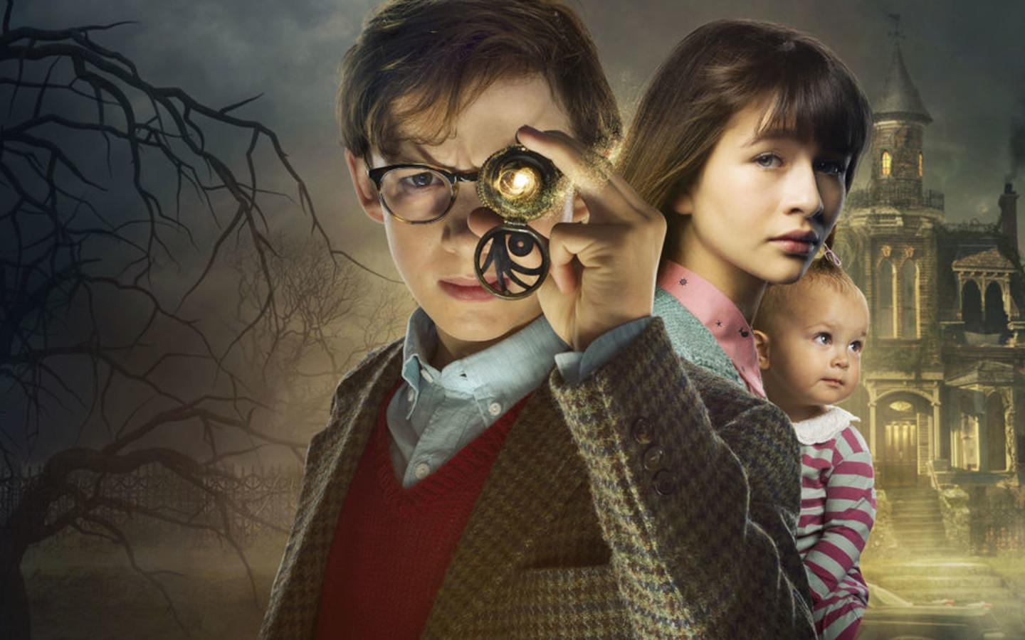 A Series Of Unfortunate Events Hd Wallpapers Wallpaper Cave