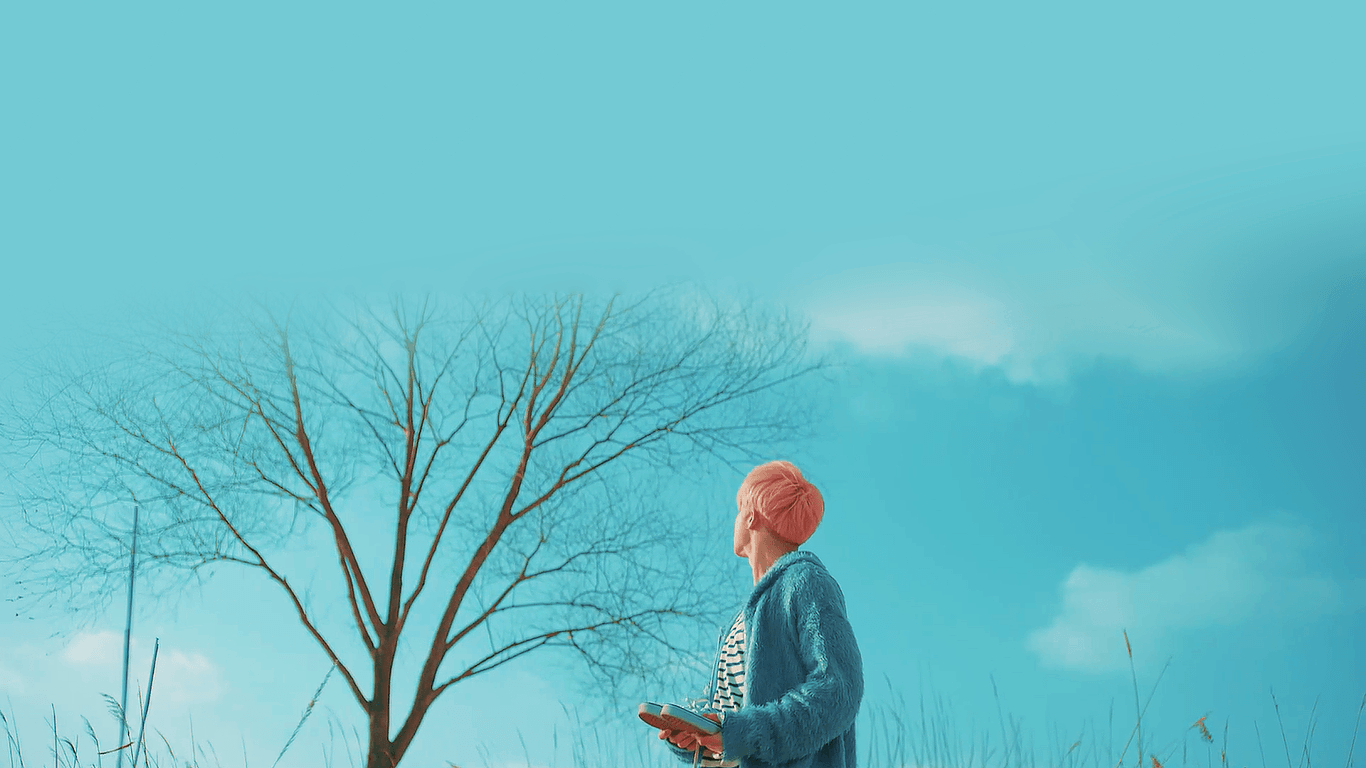 Spring Day Bts Horizontal Wallpapers Wallpaper Cave