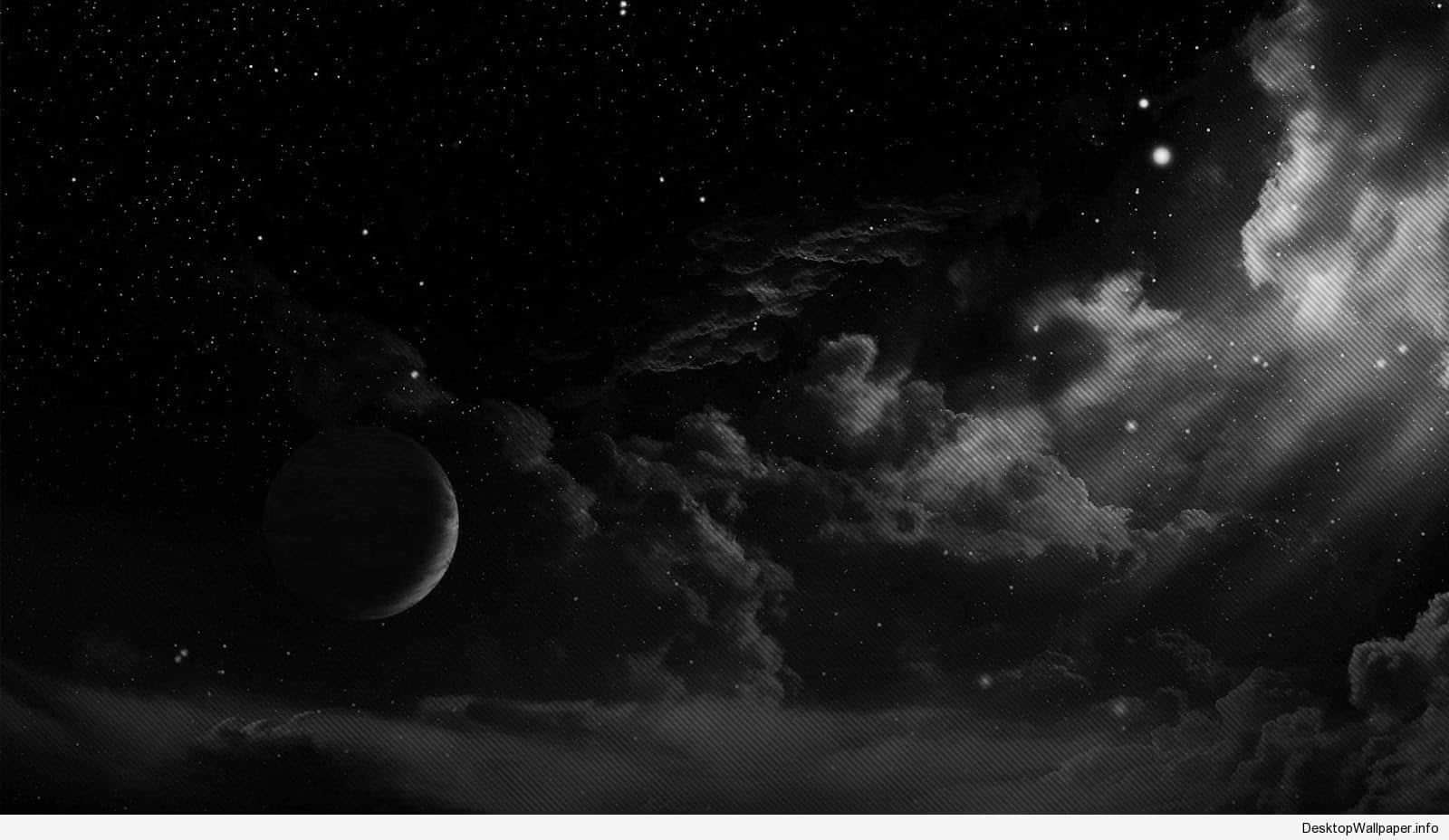 Grunge Black Aesthetic Horizontal Wallpapers - Wallpaper Cave