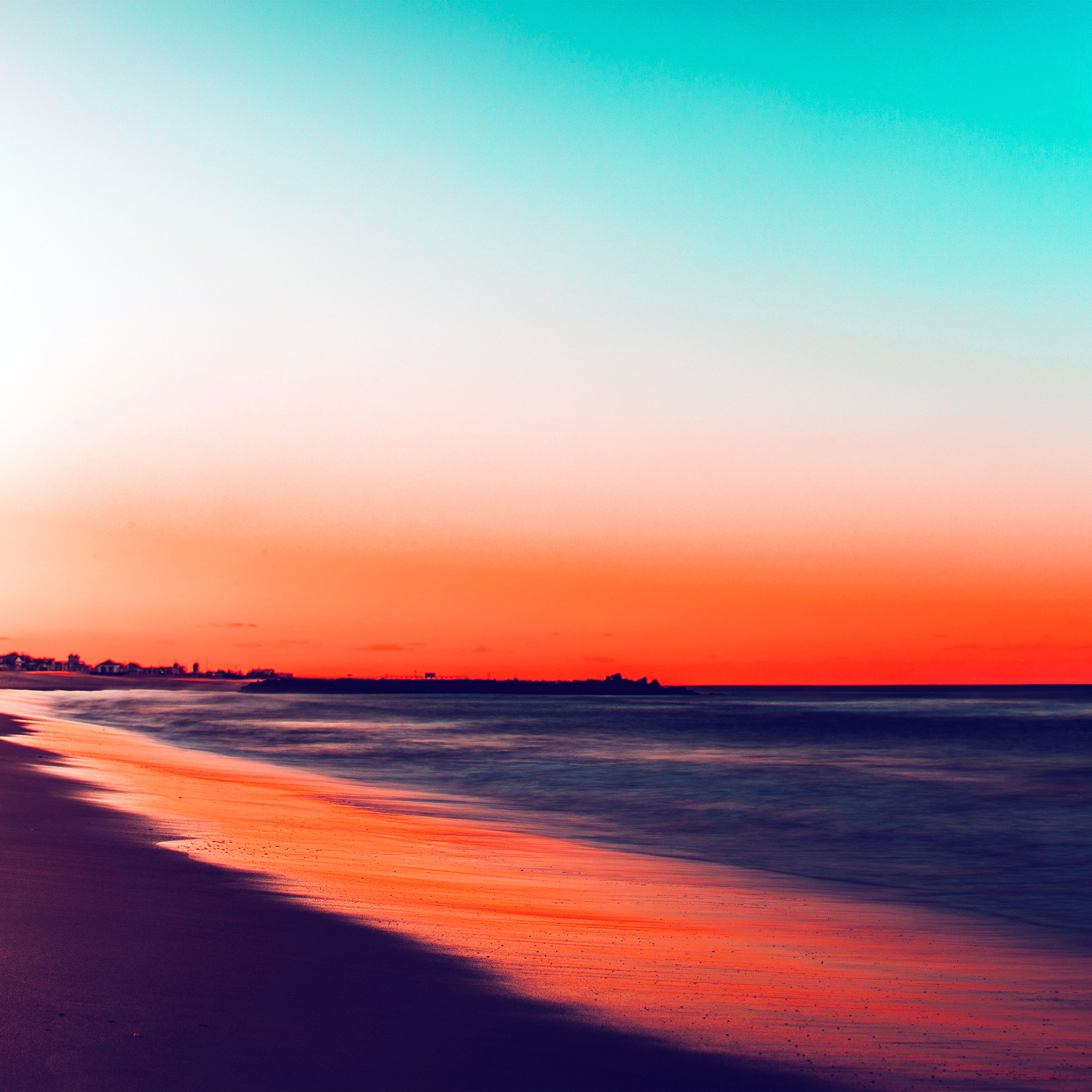 Aesthetic Beach Sunset Wallpapers
