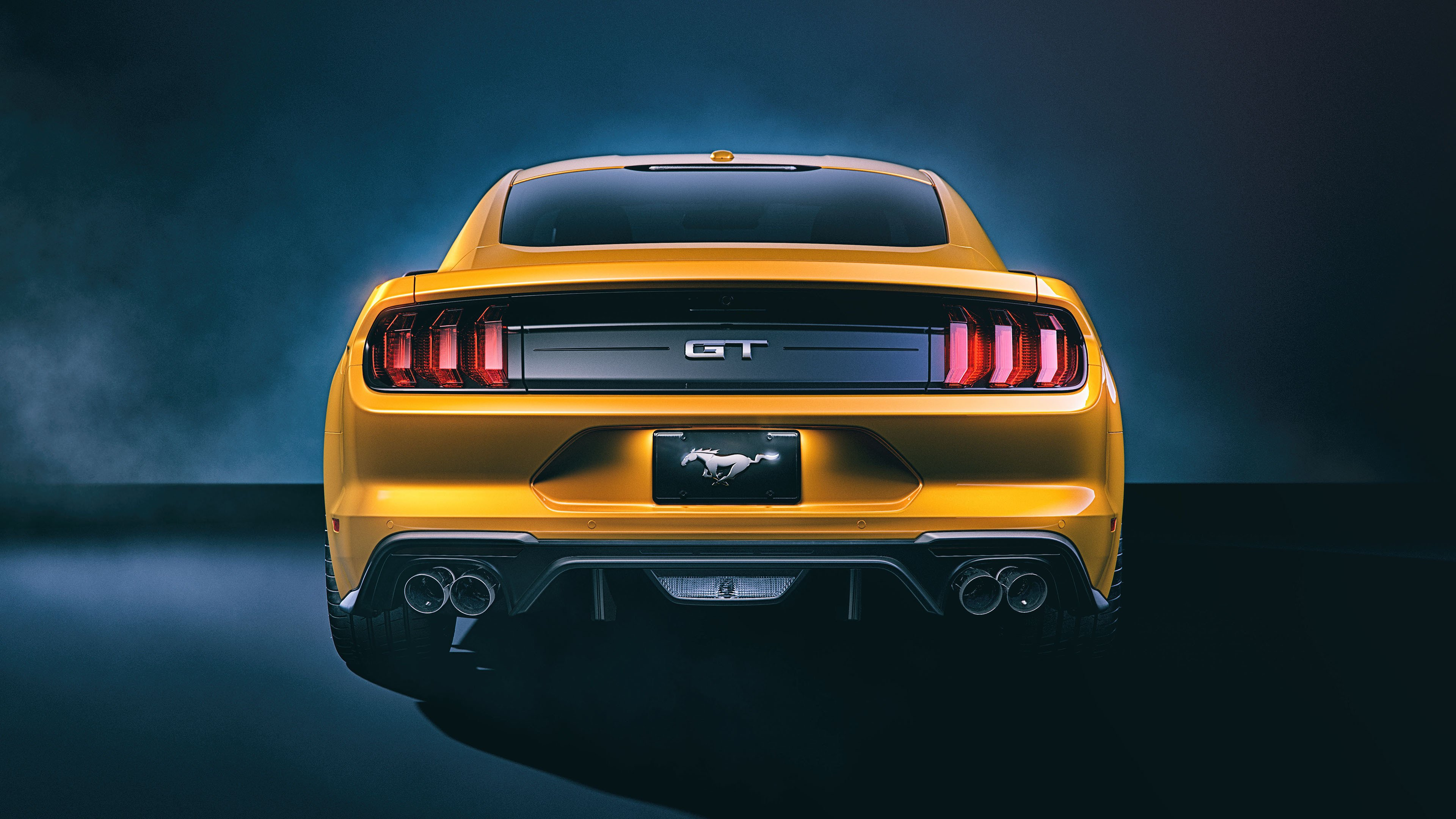 Ford Mustang Gt 4k Wallpapers Wallpaper Cave