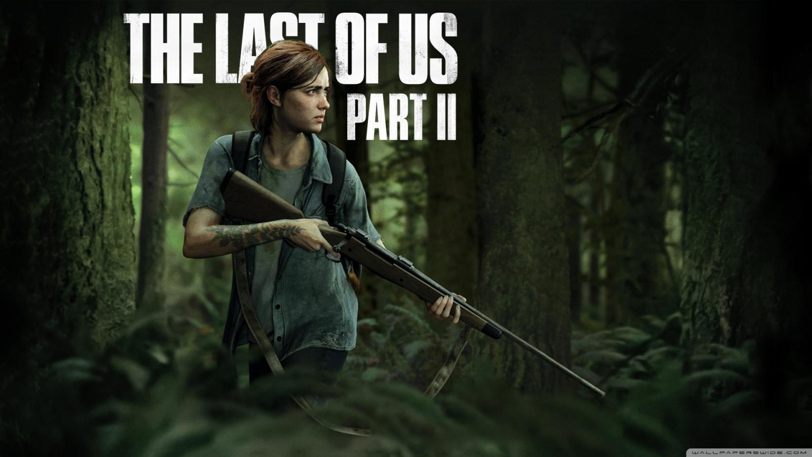 The Last Of Us 2 Desktop Wallpapers - Wallpaper Cave
