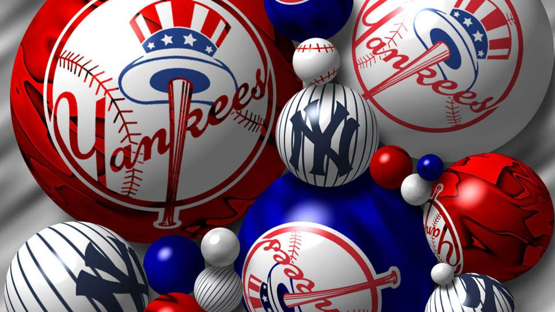 New York Yankees Logo HD Wallpapers of Sports