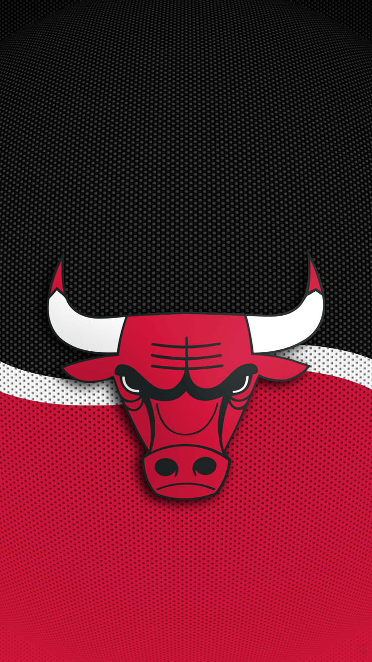 Chicago Bulls Iphone Wallpapers Wallpapersimage Org