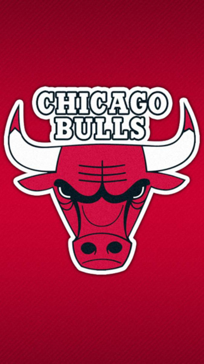 Chicago Bulls iPhone Wallpapers