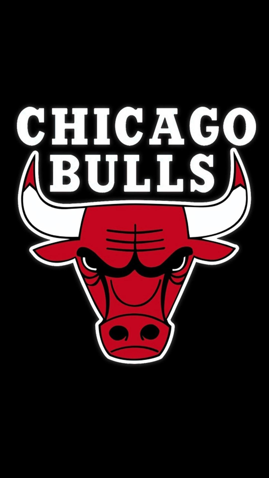 71+ Chicago Bulls Logo Wallpapers HD