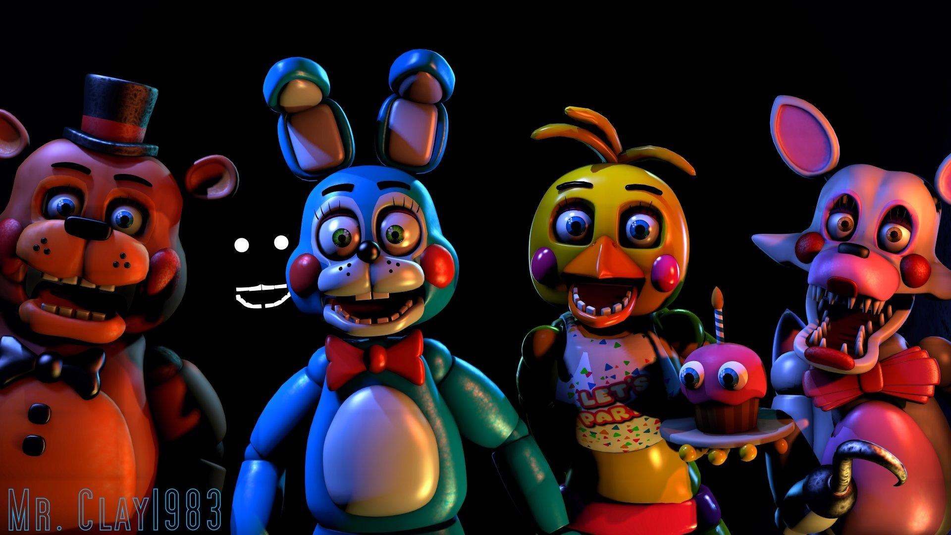Five Nights At Freddy S 2 Wallpapers Wallpaper Cave