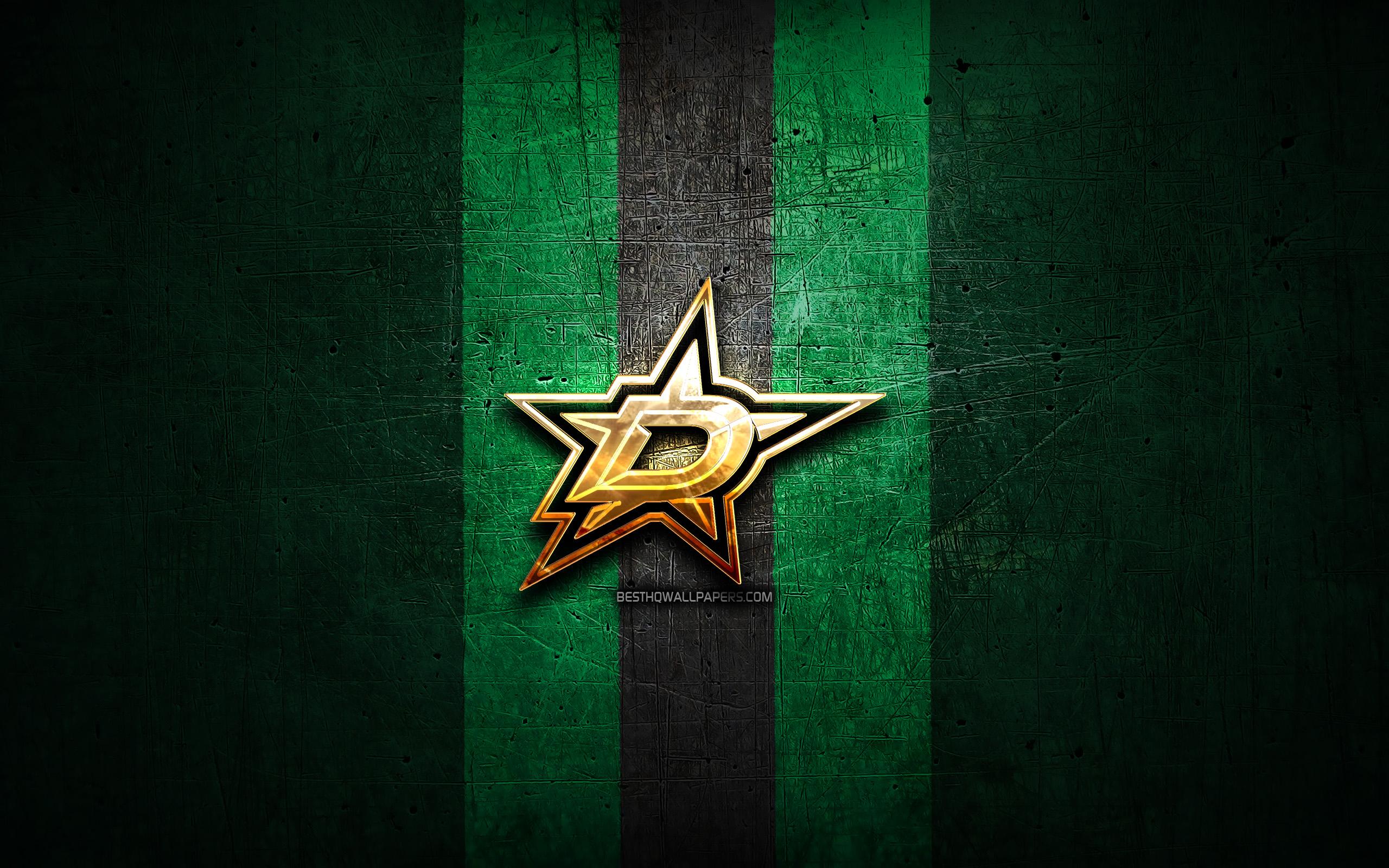 Dallas Stars Logo Wallpapers Wallpaper Cave