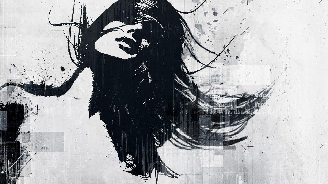 Black Women Art Wallpapers Wallpaper Cave