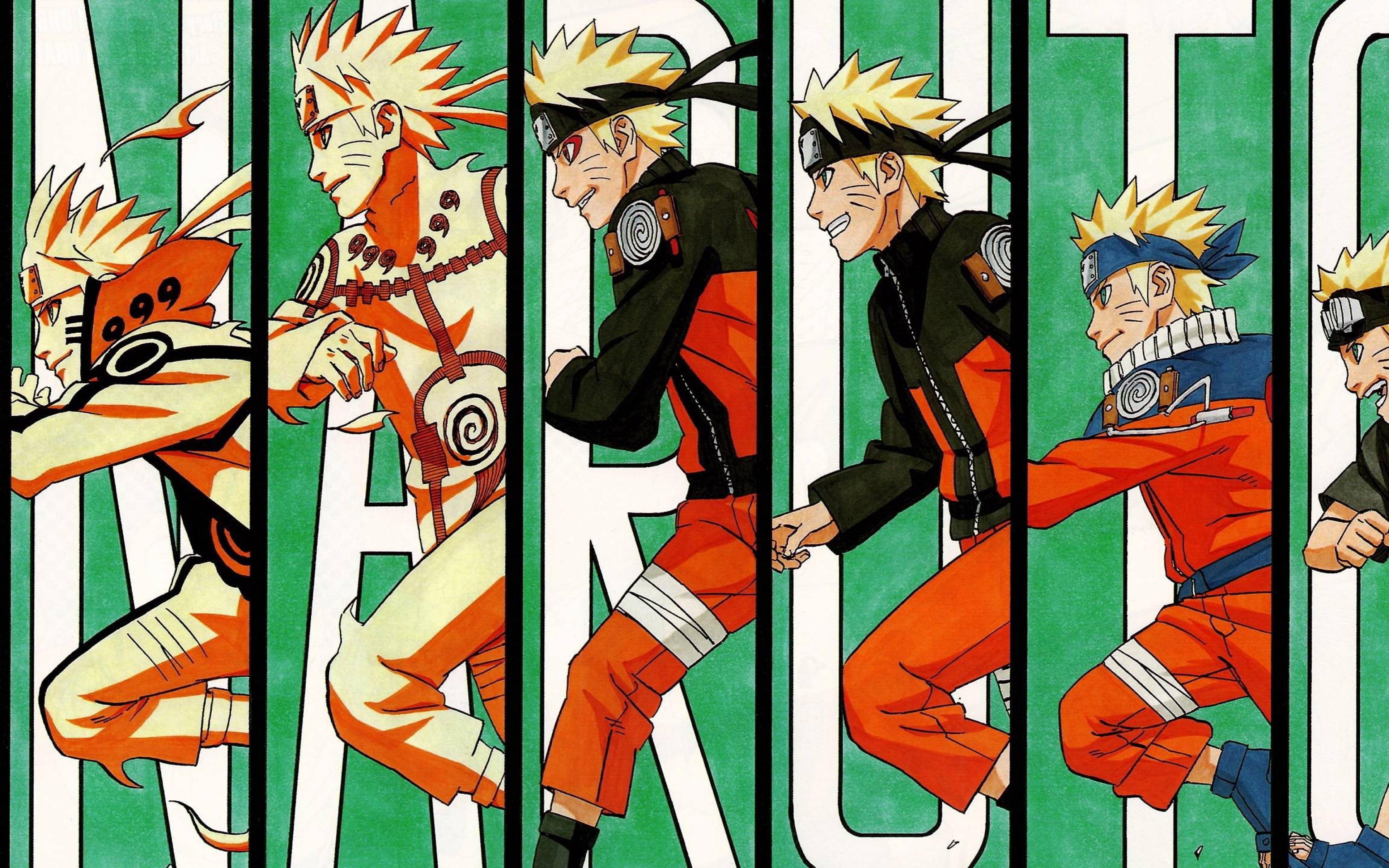 3840x2400 Anime Naruto Wallpapers Wallpaper Cave