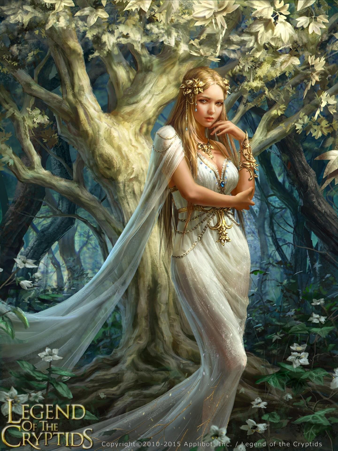 Princess Fantasy Wallpapers