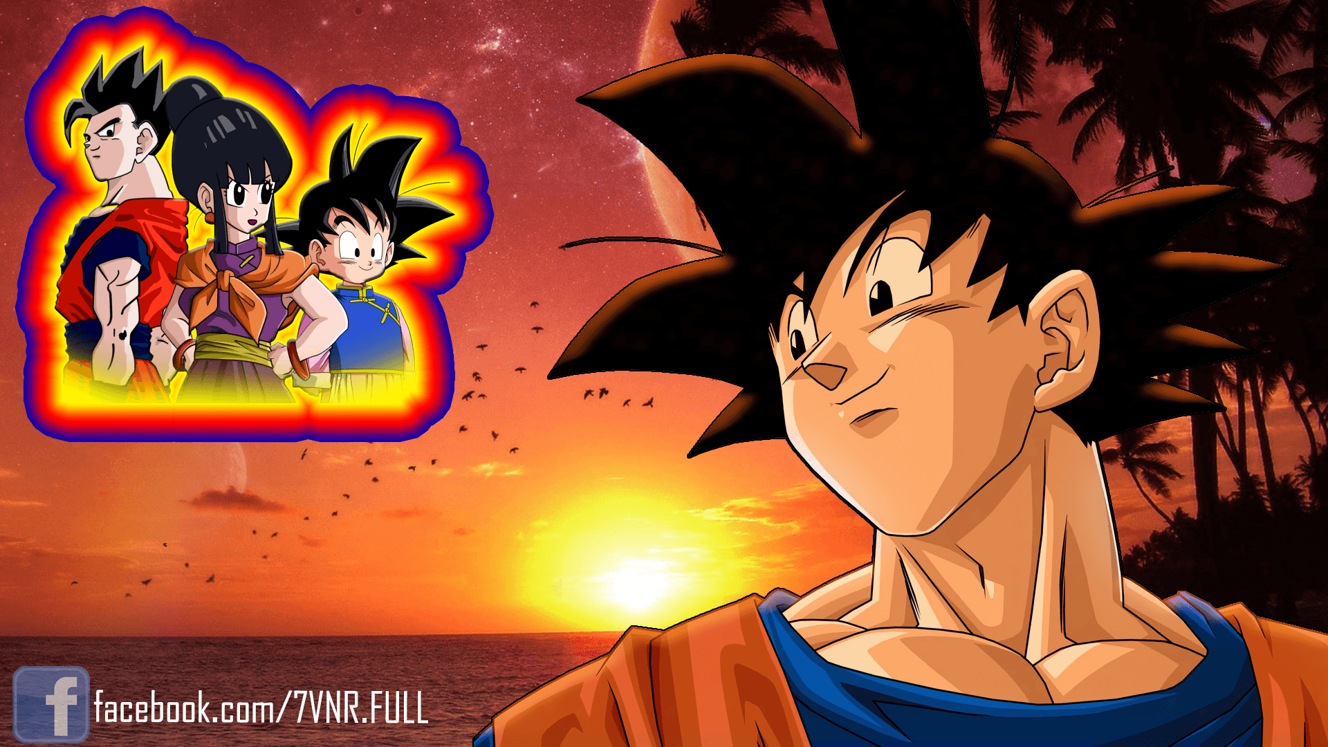 Goku Gohan Goten Desktop Wallpapers Wallpaper Cave