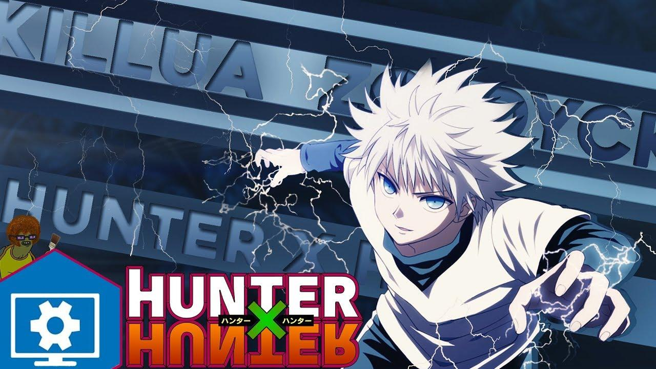 Anime 4k HxH Wallpapers - Wallpaper Cave