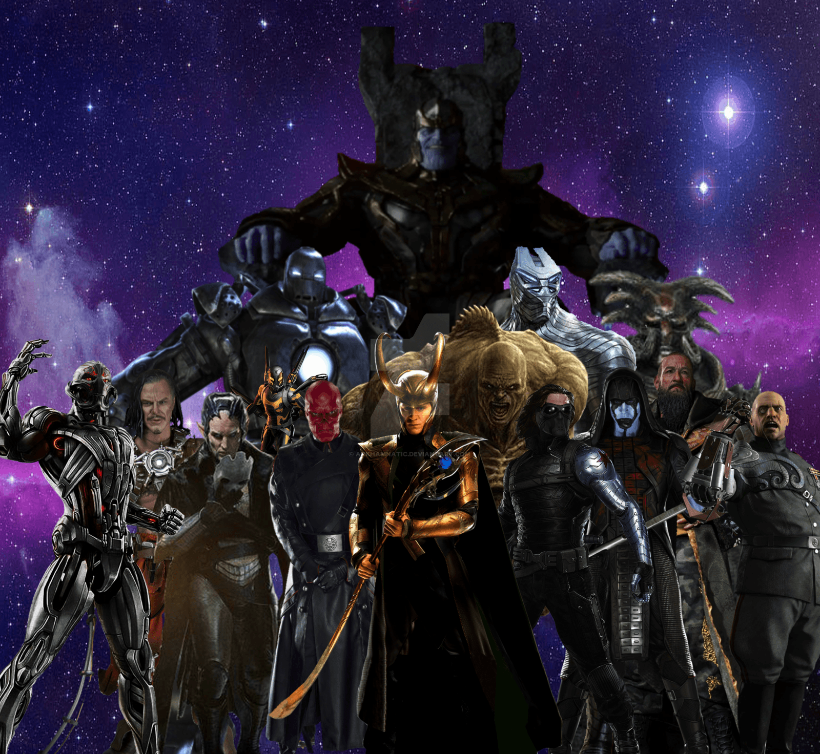 Marvel Villains Wallpapers
