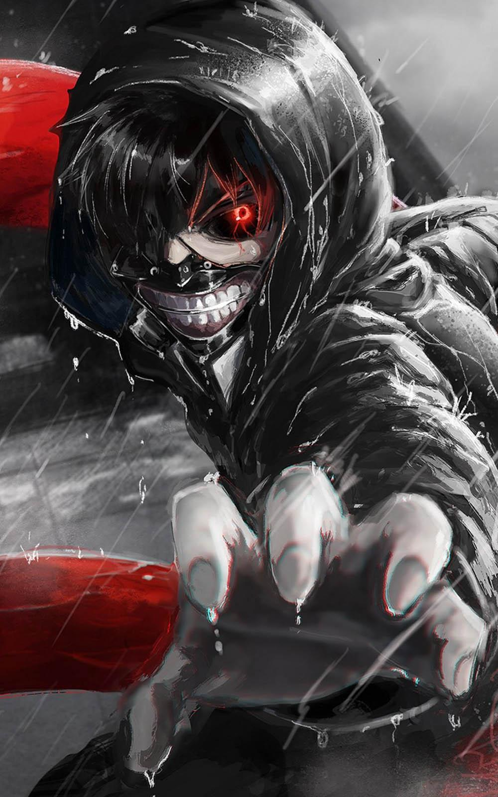 Tokyo Ghoul Android Phone Wallpapers - Wallpaper Cave