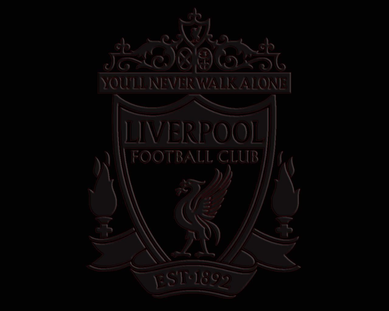 Liverpool Desktop Black Wallpapers Wallpaper Cave