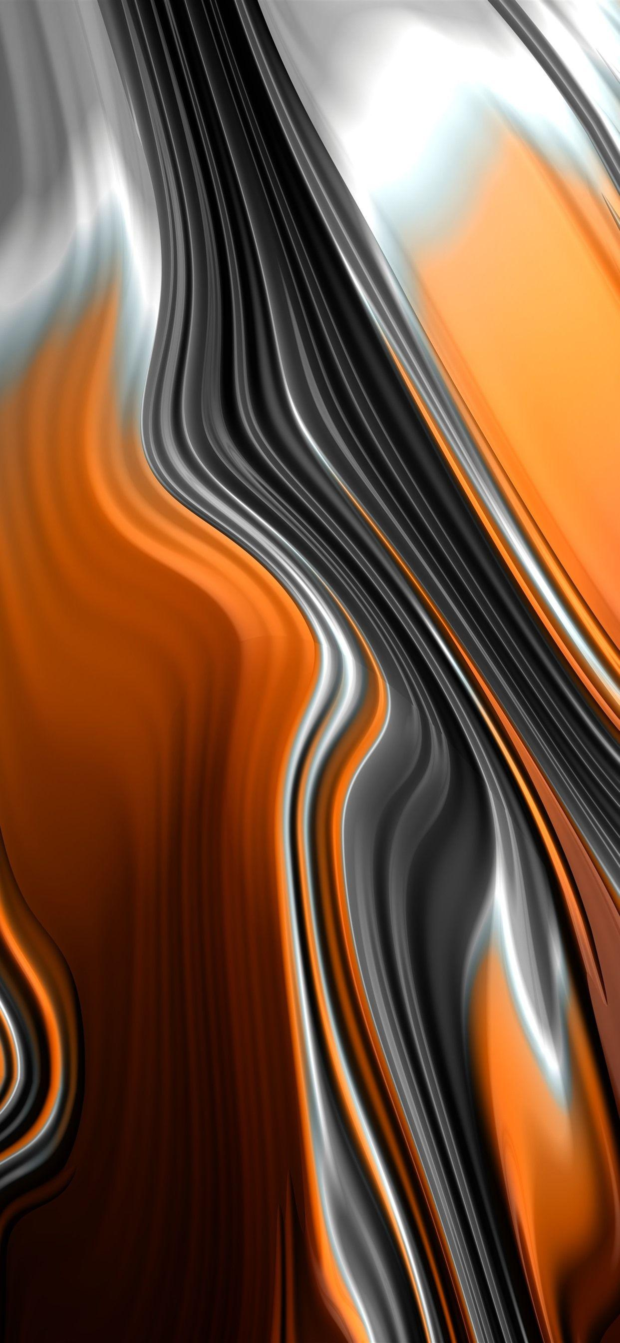 iPhone Black Orange Wallpapers - Wallpaper Cave