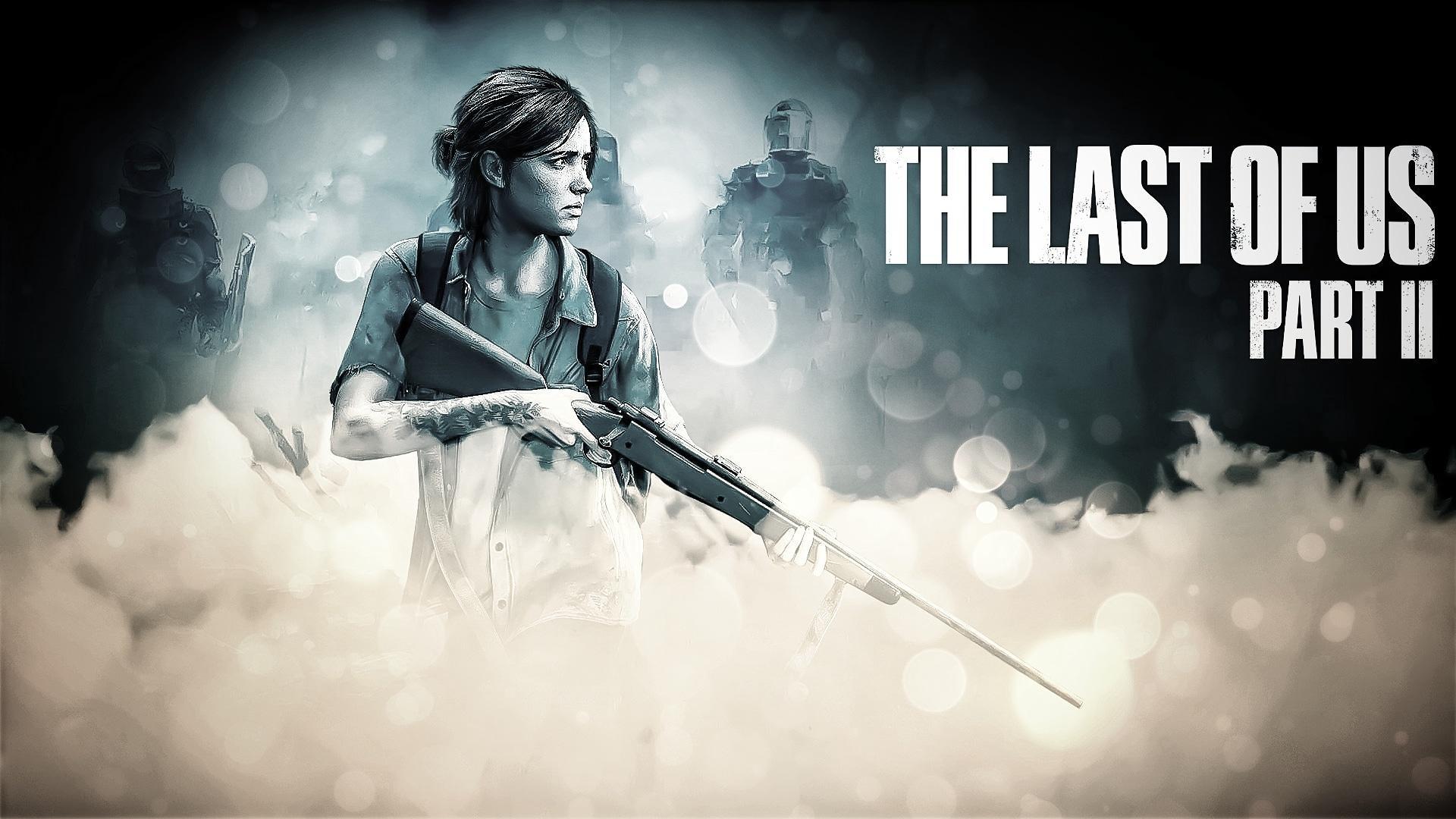 The Last Of Us Part II Video Game Ellie Wallpapers ...
