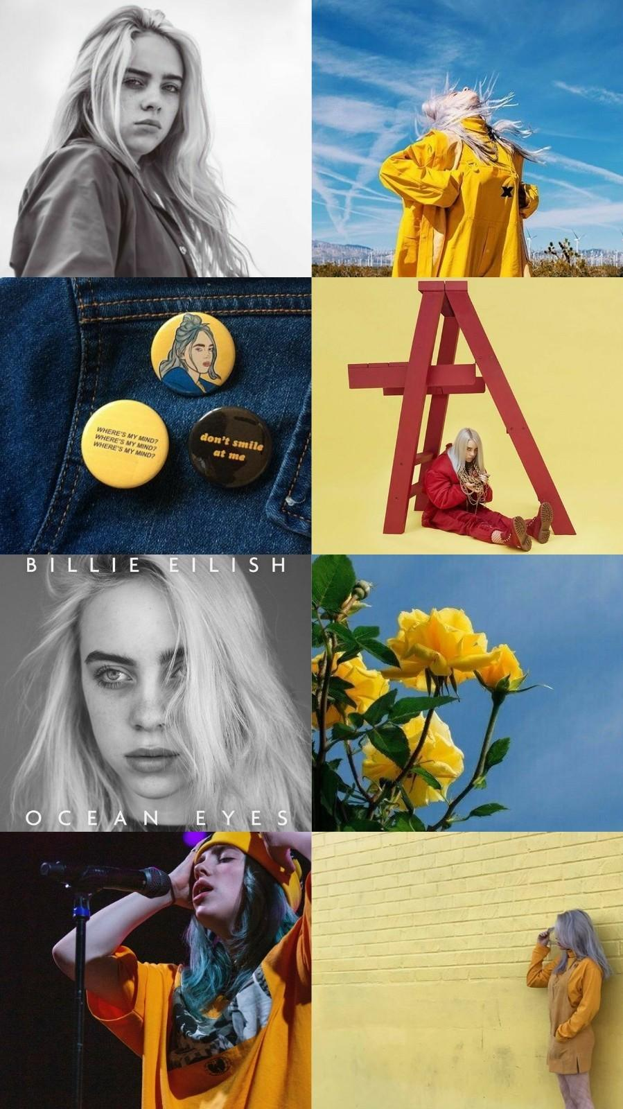 Billie Eilish Aesthetic Pictures Wallpapers - Wallpaper Cave