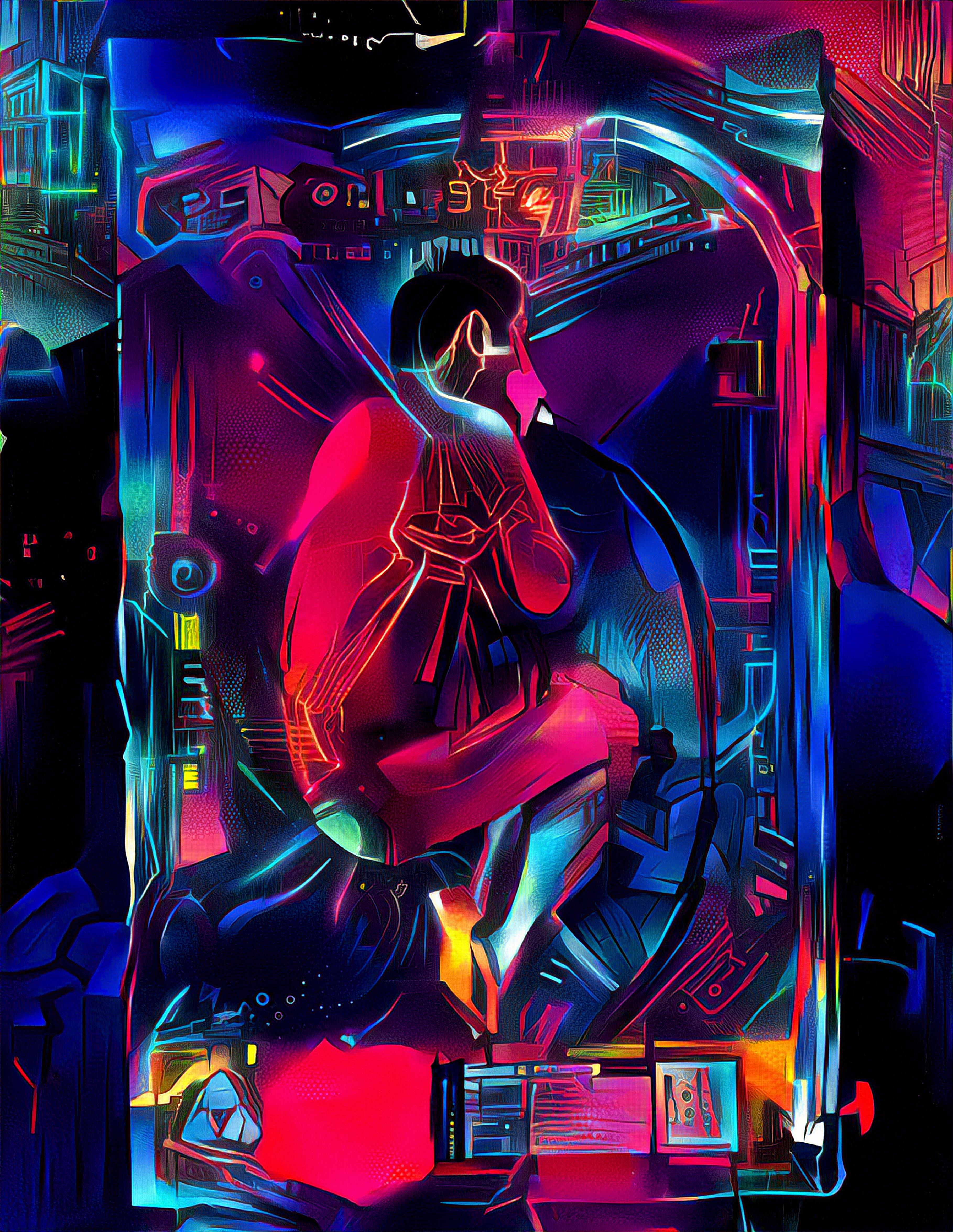 Altered Carbon Phone Wallpapers - Wallpaper Cave
