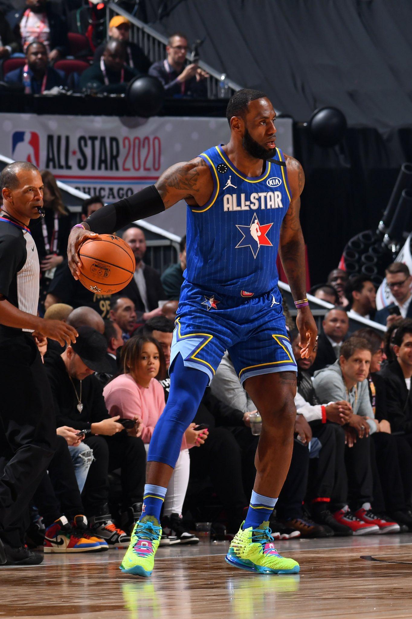 NBA All-Star 2020 Wallpapers - Wallpaper Cave