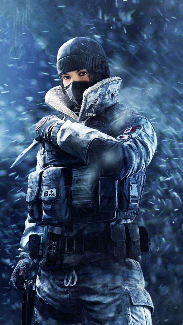 Rainbow Six Siege Iphone Wallpapers Wallpaper Cave