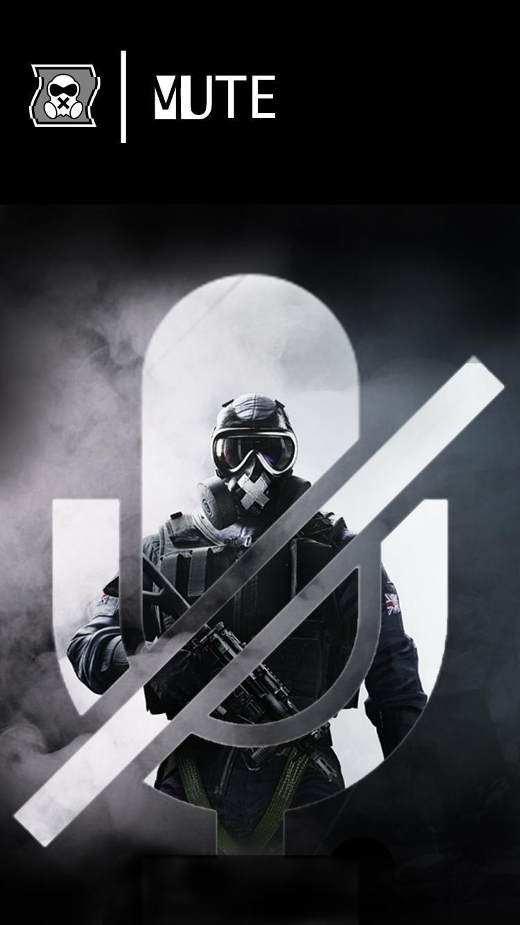 Rainbow Six Siege Phone Wallpapers Wallpaper Cave