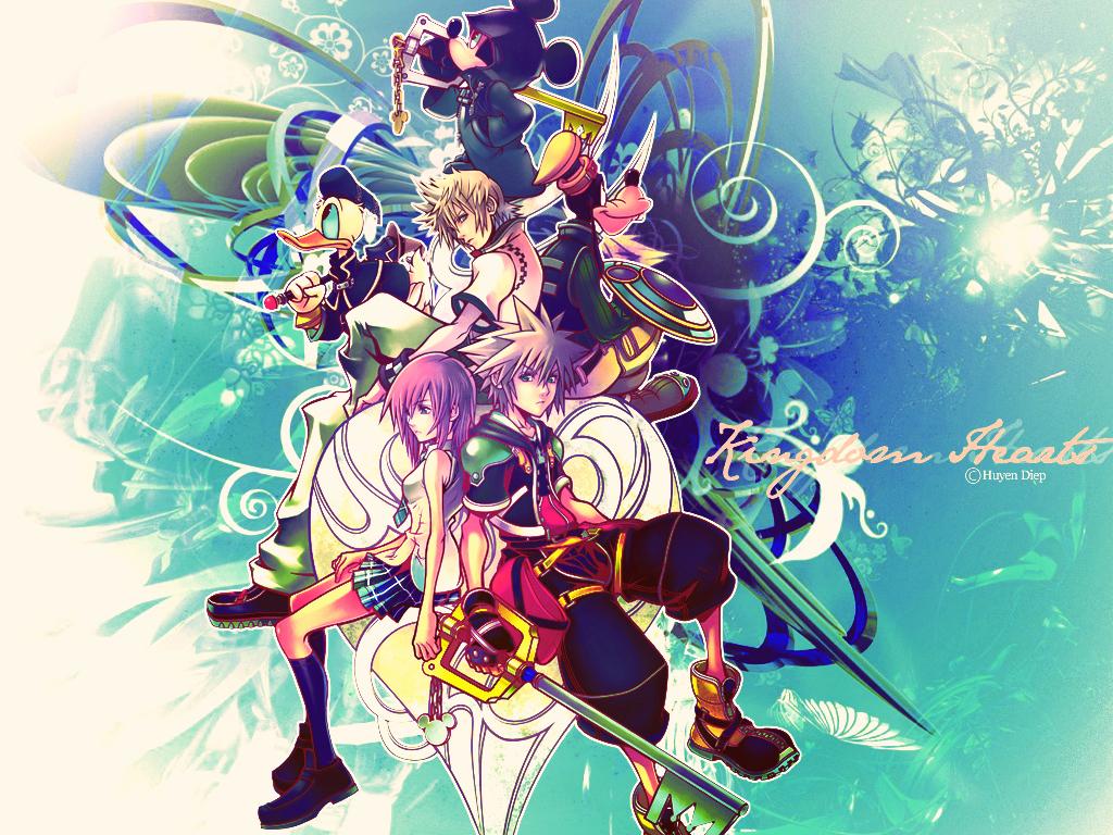 Kingdom Hearts Desktop Riku Wallpapers Wallpaper Cave