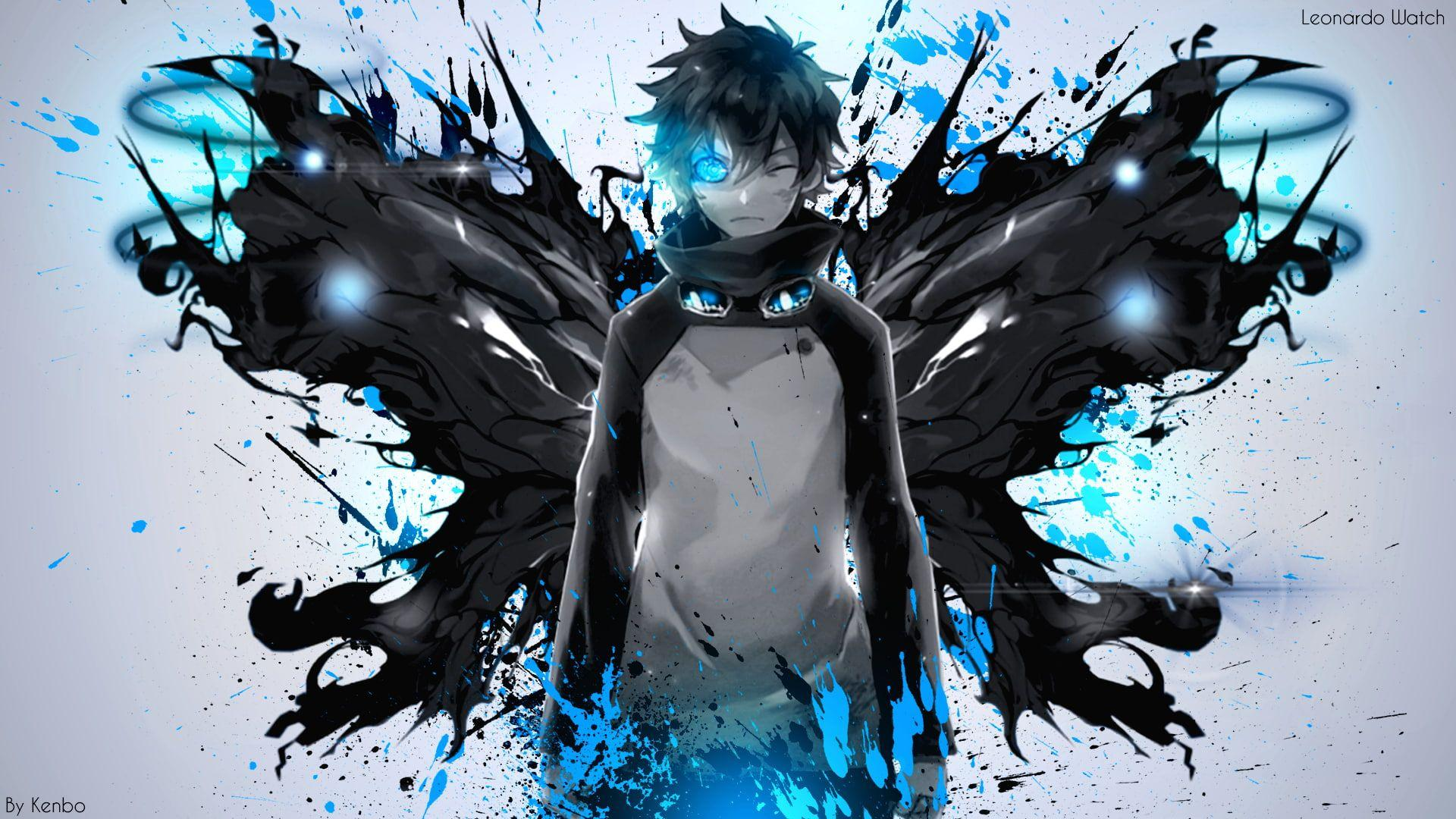 Blue Anime 1080p Wallpapers - Wallpaper Cave