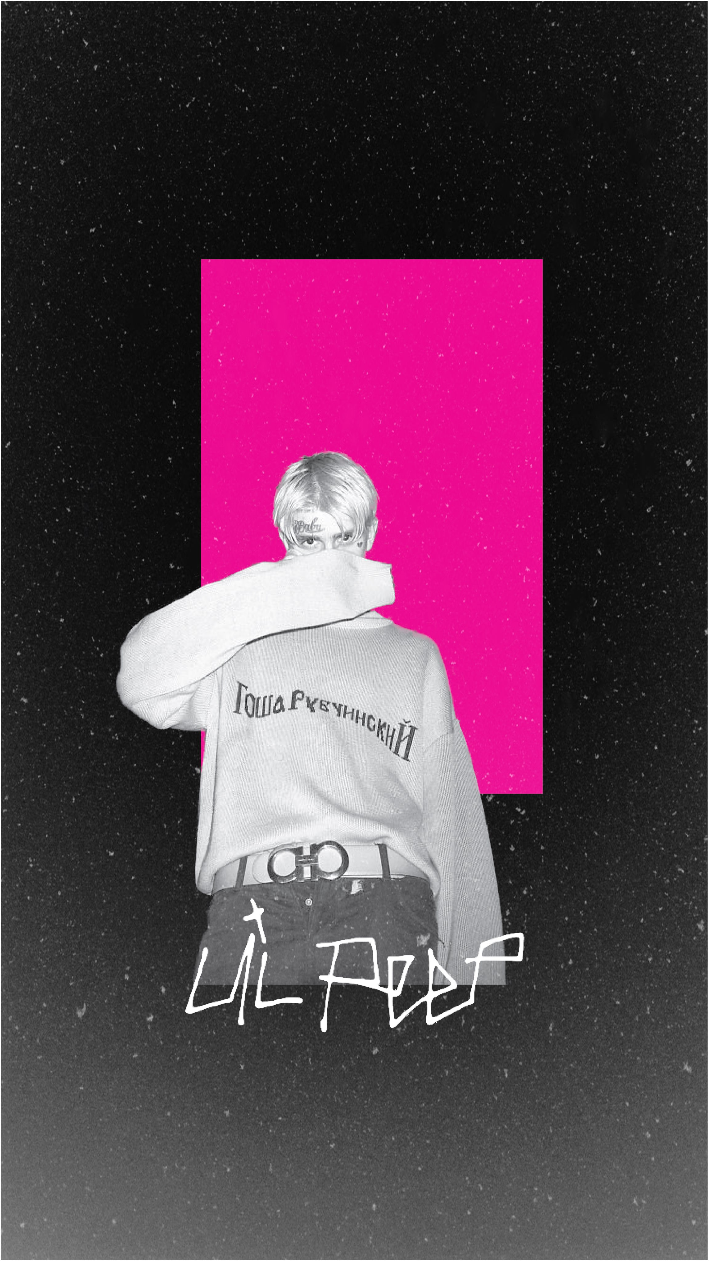 Aesthetic Lil Peep Wallpapers Wallpaper Cave