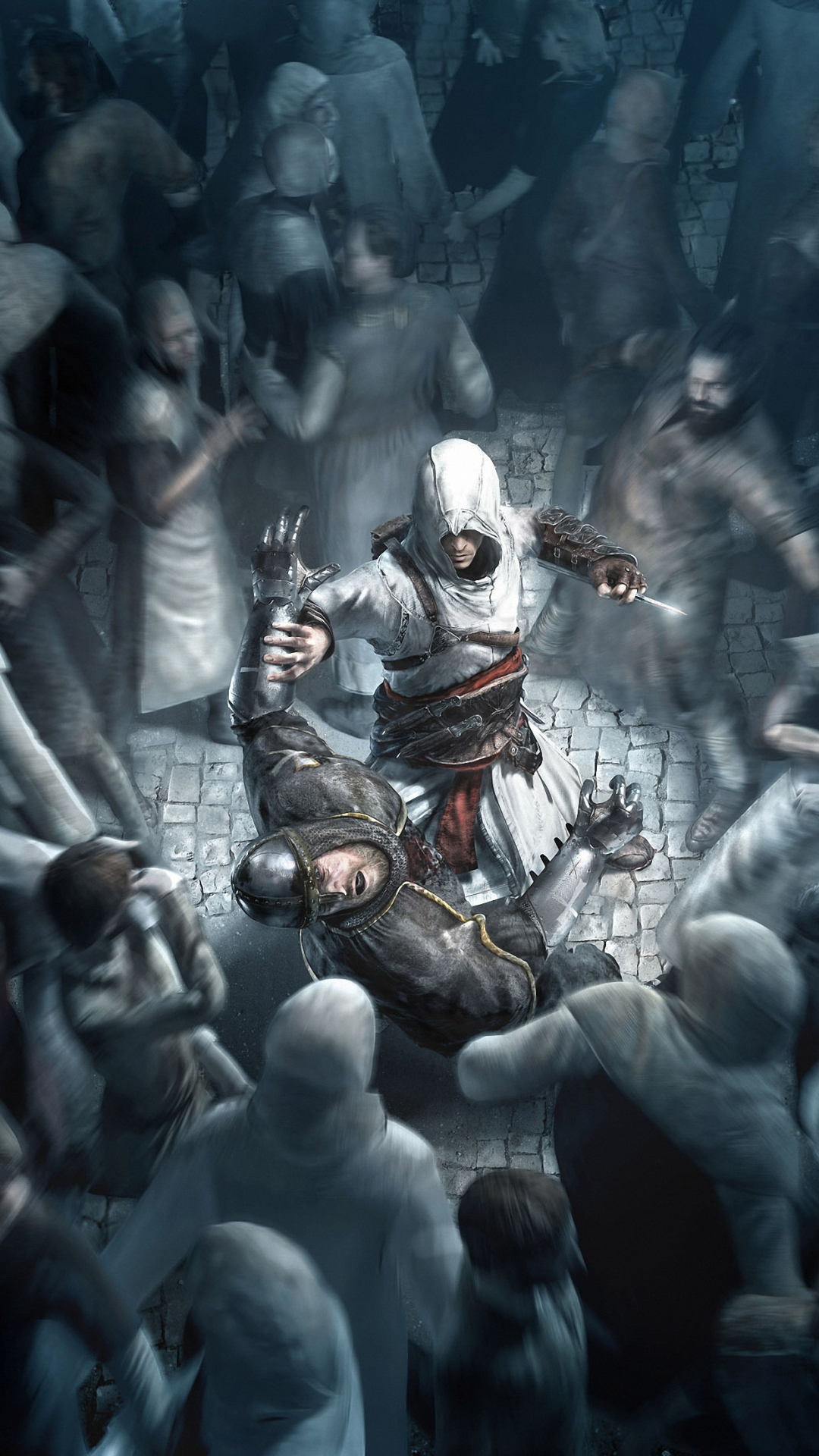 Assassin S Creed For Mobile Wallpapers Wallpaper Cave