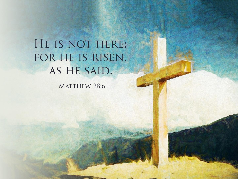 Risen Easter Wallpapers Wallpaper Cave