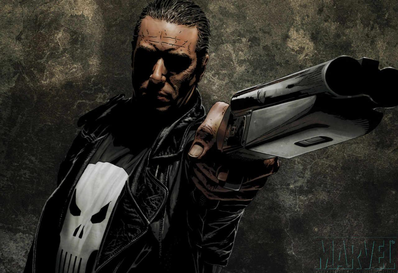 Free download The Punisher Computer Wallpapers Desktop Backgrounds