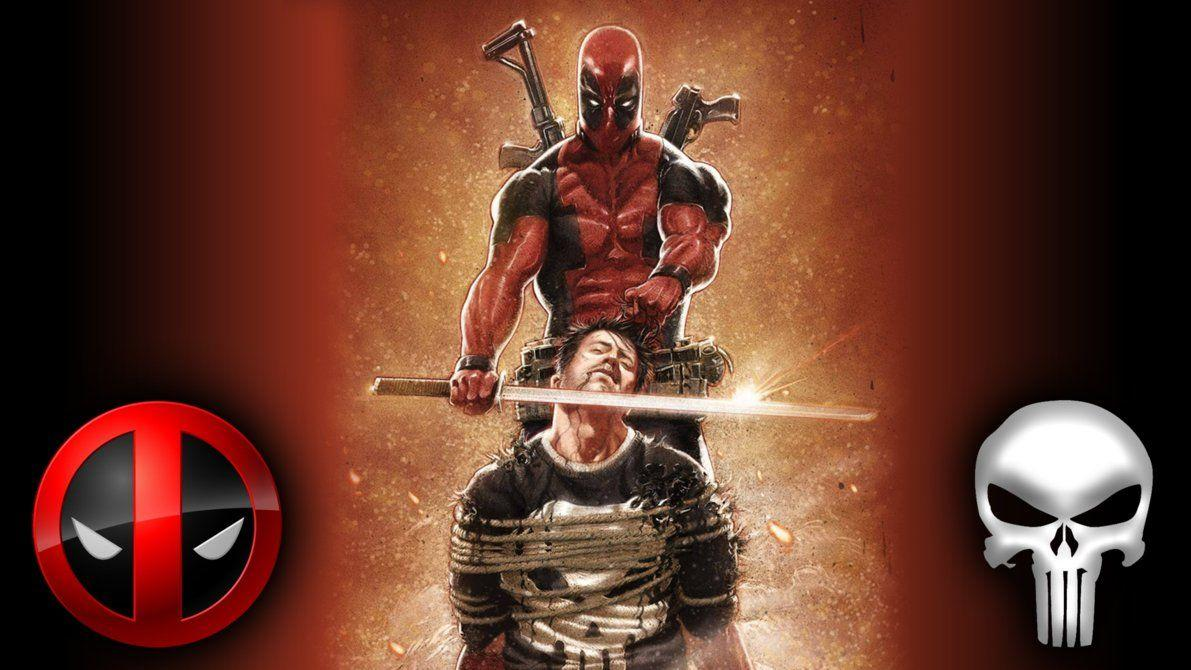 Punisher Deadpool Wallpapers