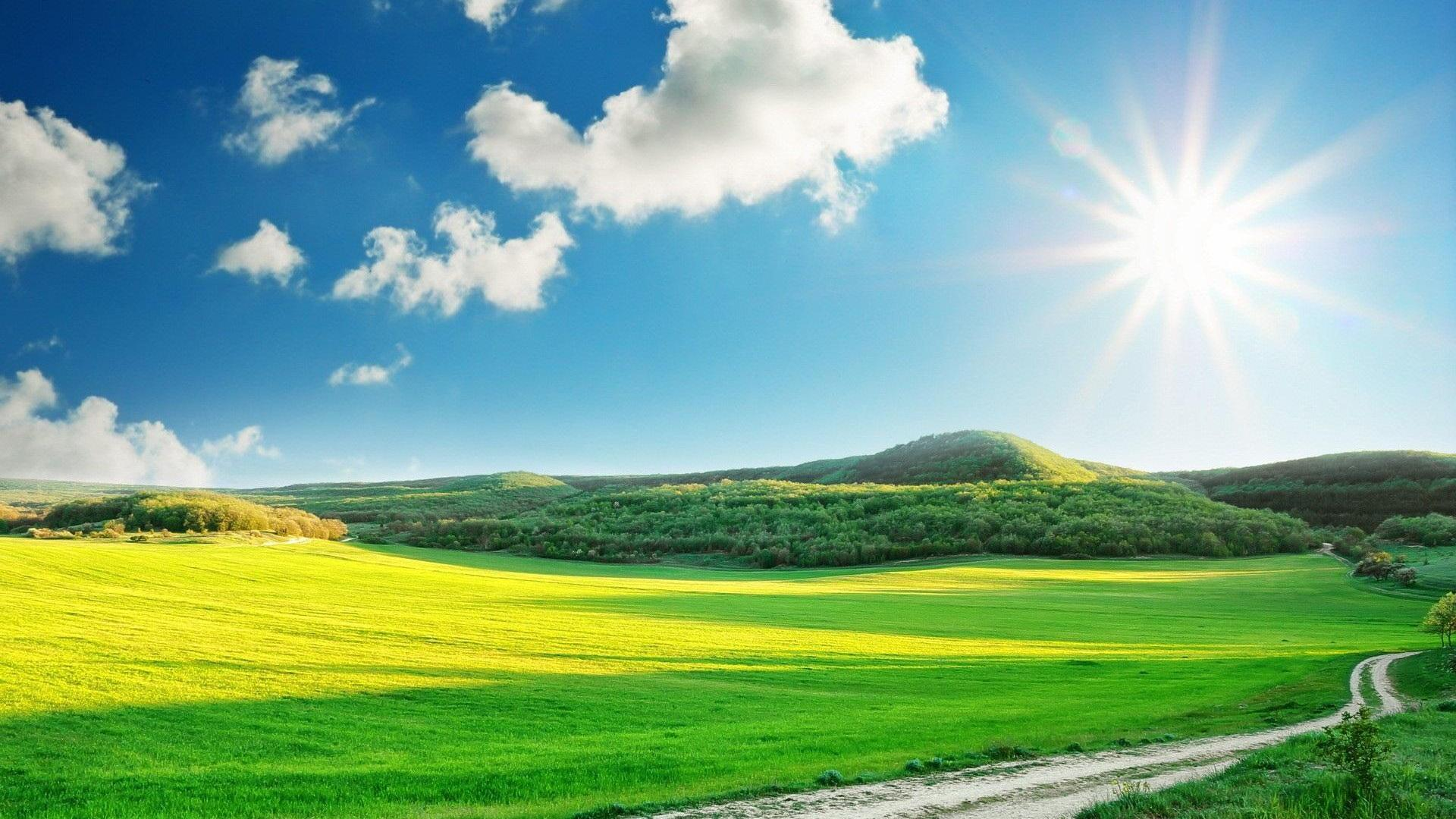Amazing Sunny Day wallpapers
