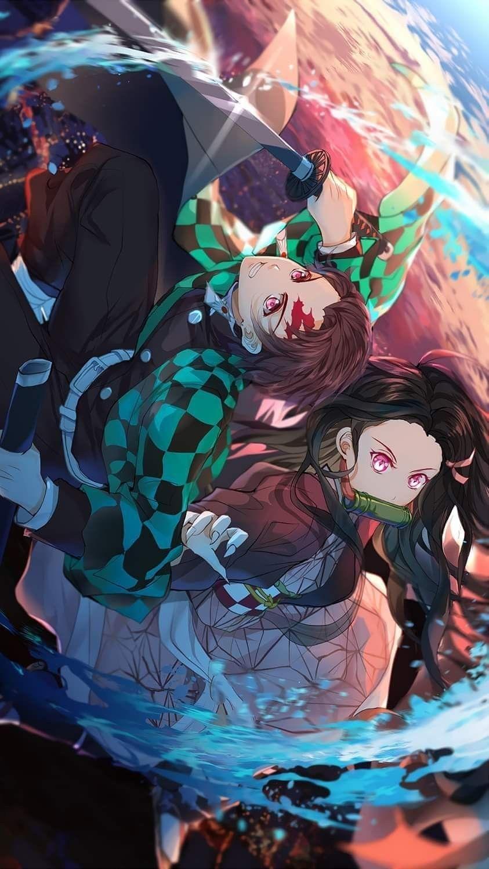 Nezuko Anime 4k Mobile Wallpapers - Wallpaper Cave