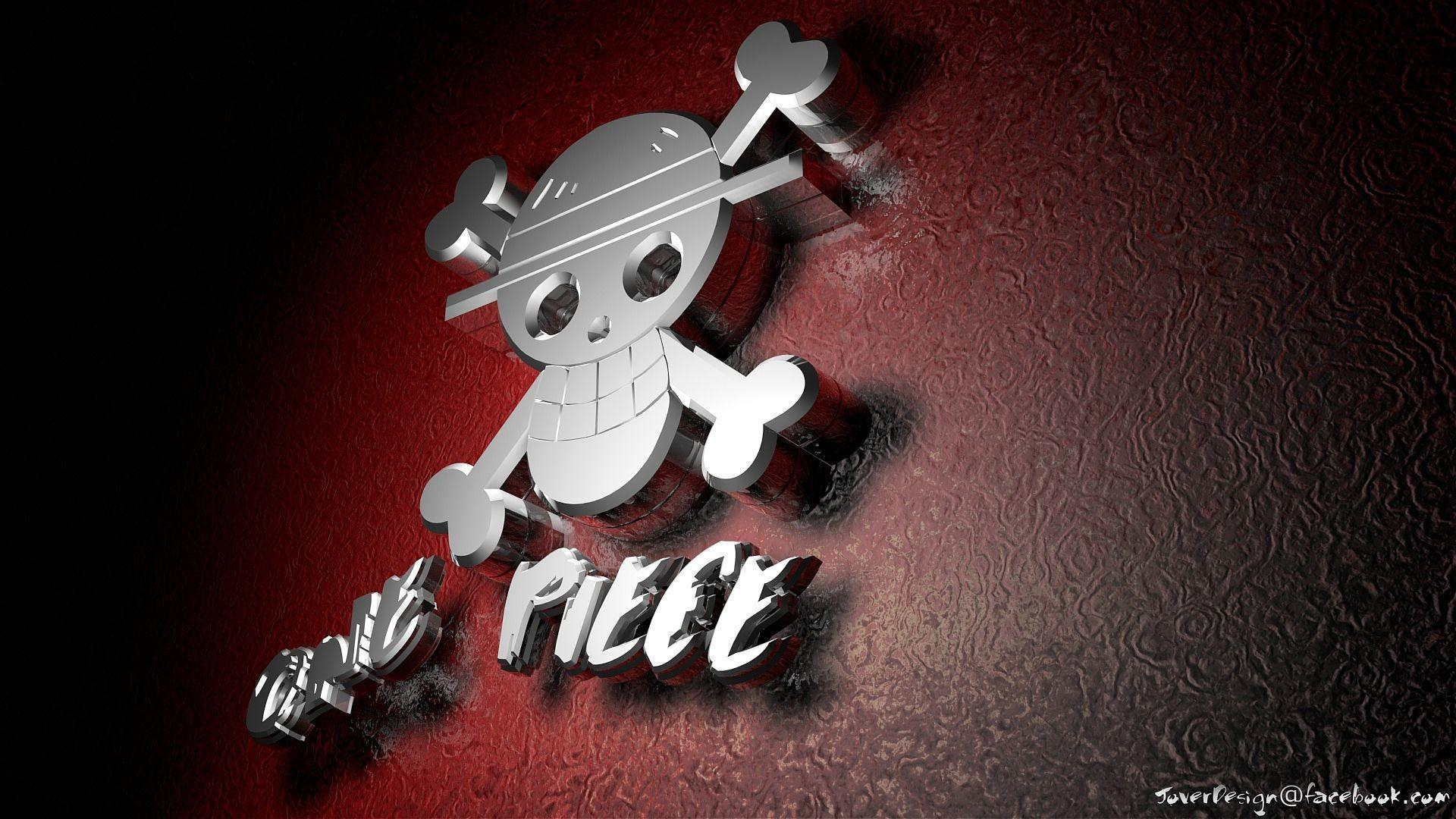One Piece Logo Wallpapers