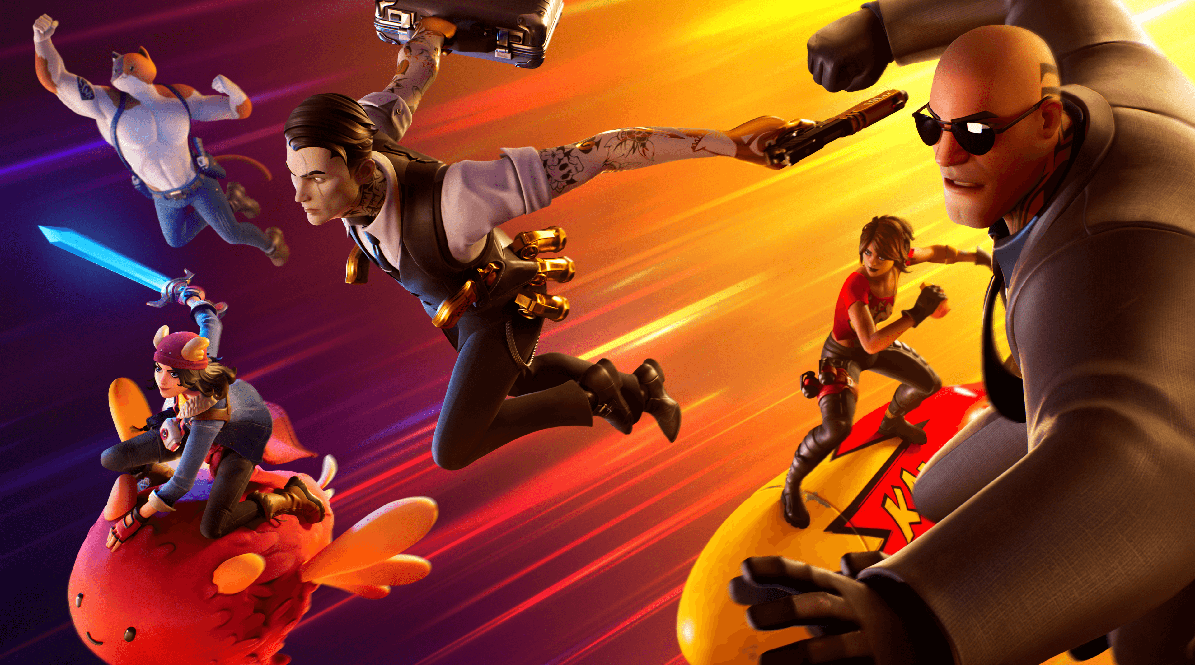 Fortnite Chapter 2 Season 2 Wallpapers Wallpaper Cave