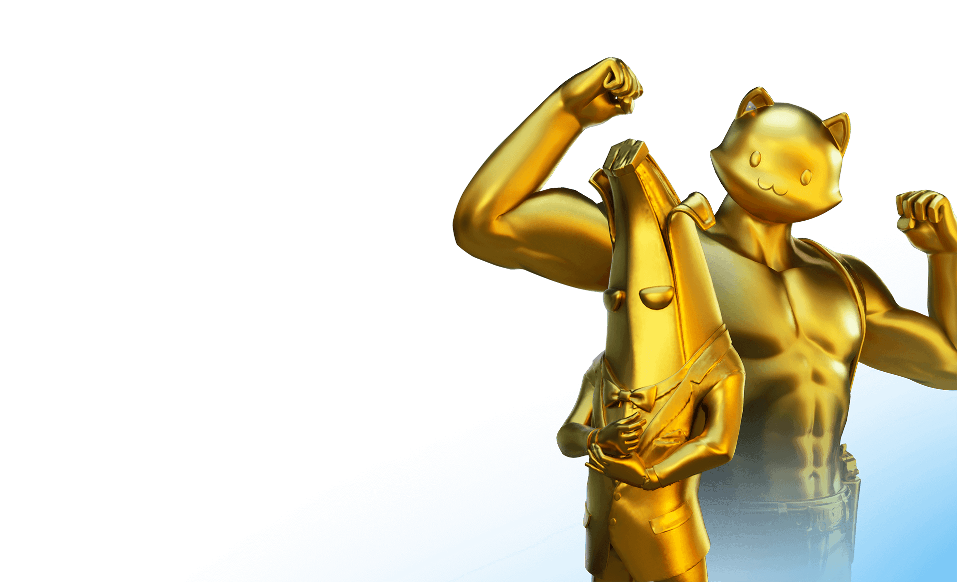 Fortnite Gold Wallpapers Wallpaper Cave