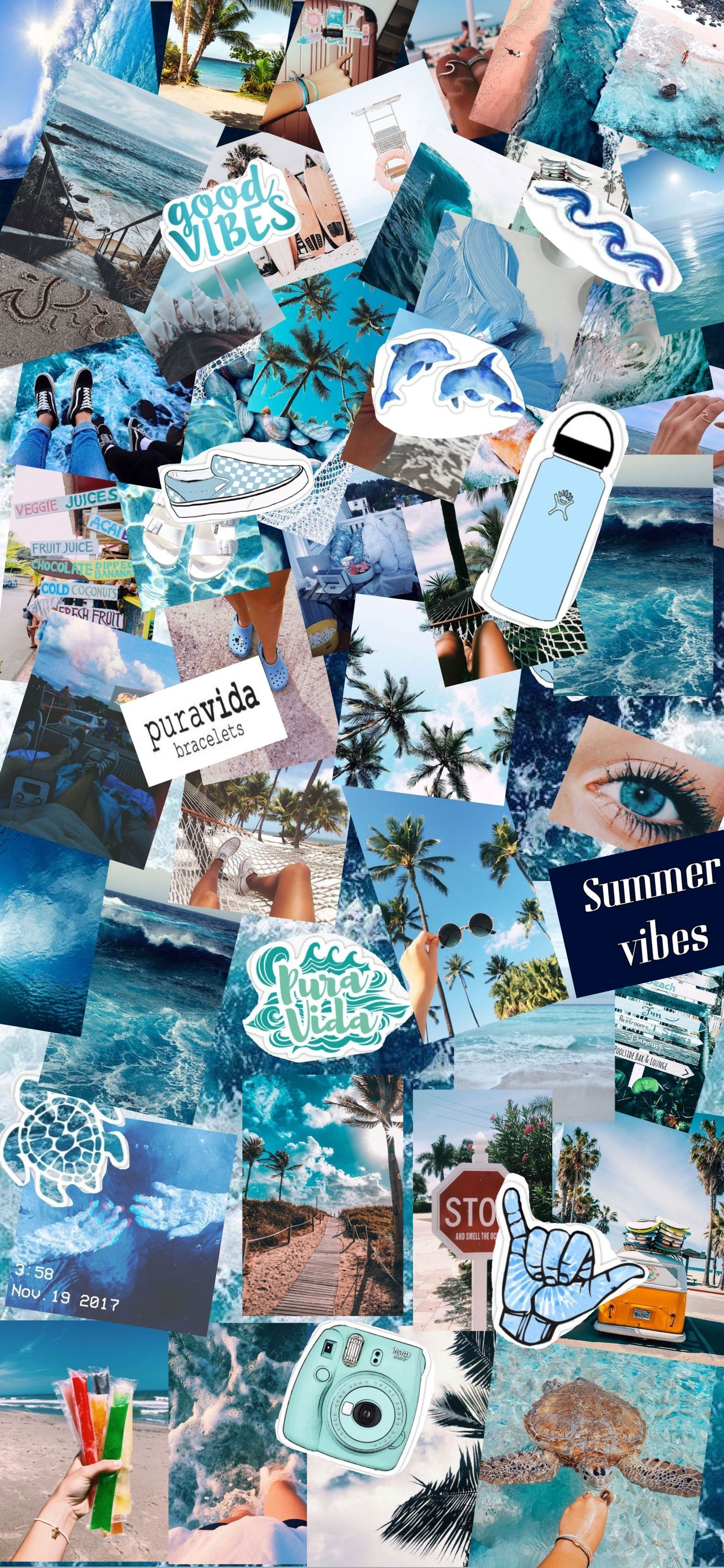 Vsco Summer Wallpapers Wallpaper Cave