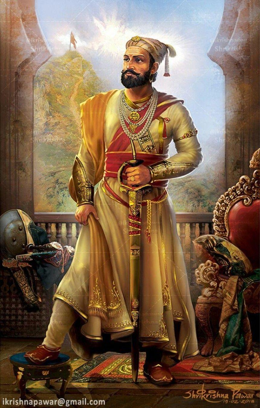 chhatrapati shivaji maharaj hd wallpapers wallpaper cave