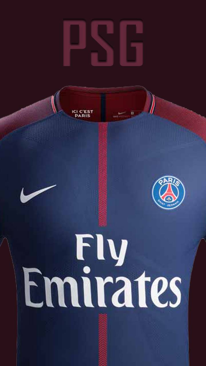 PSG Jersey HD iPhone Wallpapers - Wallpaper Cave