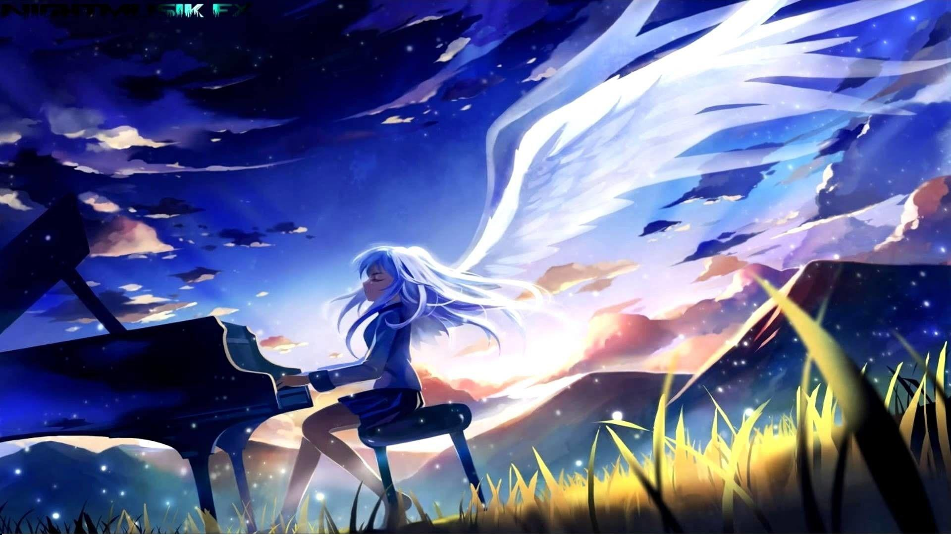 Best Anime Hd Pc Wallpapers Wallpaper Cave