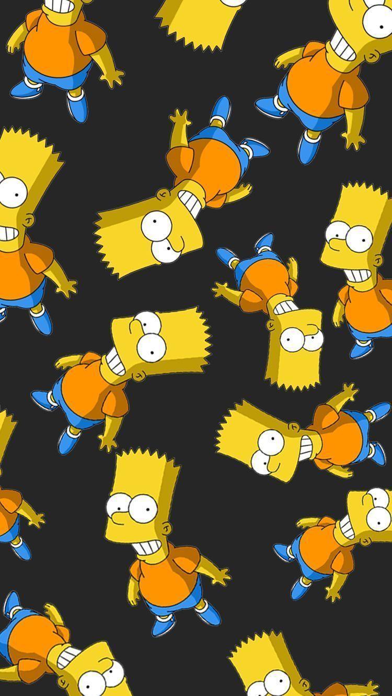 Bart Simpson Cartoon Wallpapers - Wallpaper Cave
