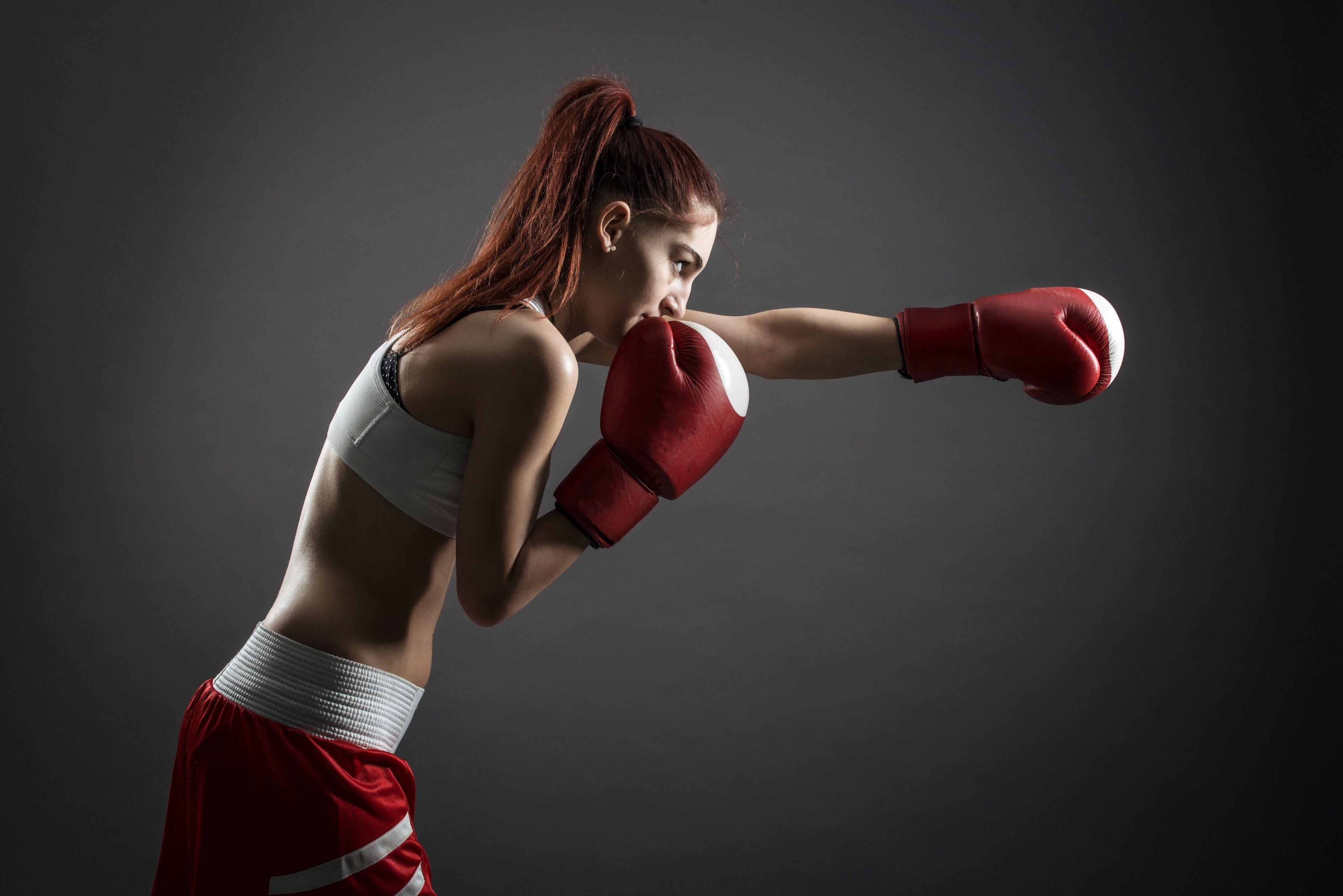 Women Boxer Wallpapers Wallpaper Cave