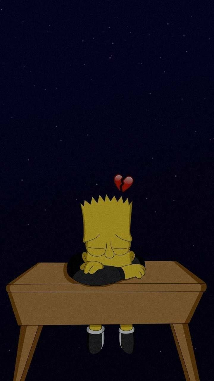 Bart Heart Broken Wallpapers