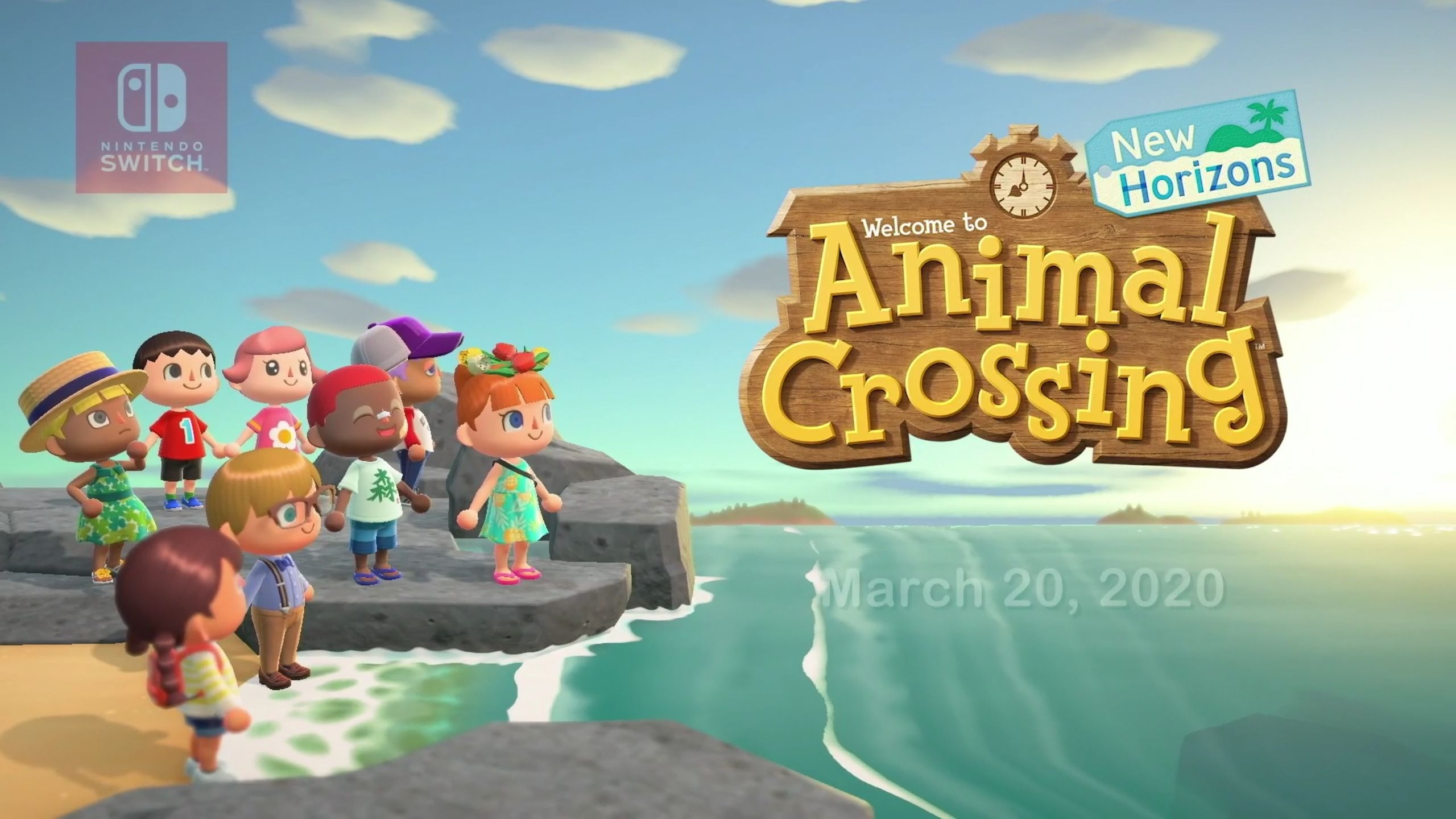 Animal Crossing New Horizons Wallpapers Wallpaper Cave