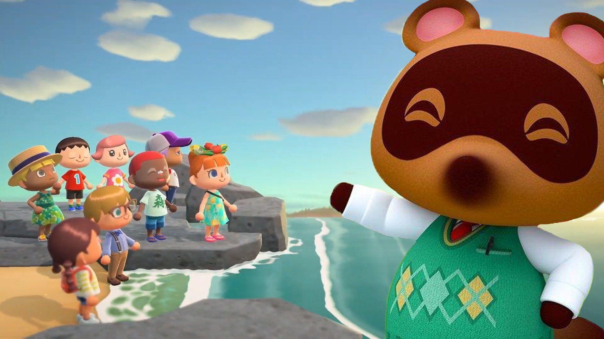Animal Crossing: New Horizons Wallpapers - Wallpaper Cave